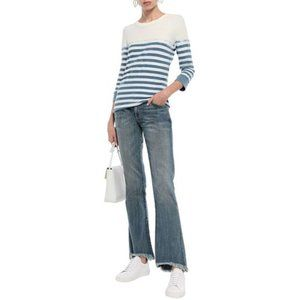 NWT Current/Elliott The Poolboy Striped Top size 1